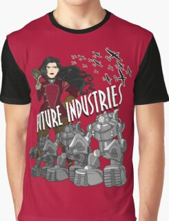 Future Industries Graphic T-Shirt