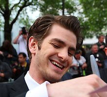 Andrew Garfield by Paul Bird