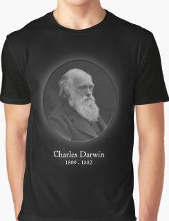 Charles Robert Darwin Graphic T-Shirt