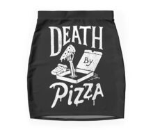 Death By Pizza Pencil Skirt
