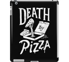 Death By Pizza iPad Case/Skin