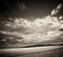 Samurai beach in motion by jubrok