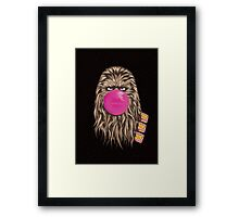 """Chewie"" Framed Print"