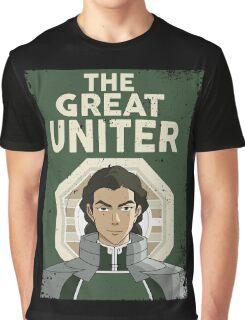 Kuvira: The Great Uniter Graphic T-Shirt