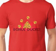Team Fortress 2 - Bonus Ducks! (Red) Unisex T-Shirt