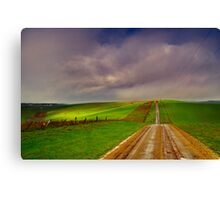 """Road To Barrabool"" Canvas Print"