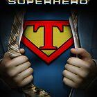 Super Logo T Movie Poster by adamcampen