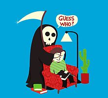 Guess Who by Budi Satria Kwan