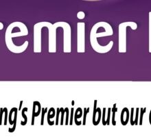 Team Premier Inn for Nationals Sticker