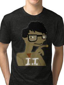 I.T. Phone Home Tri-blend T-Shirt