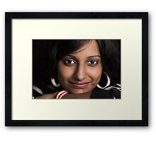 Look Into My Eyes-15 Framed Print
