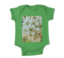 Tree blossoms One Piece - Short Sleeve