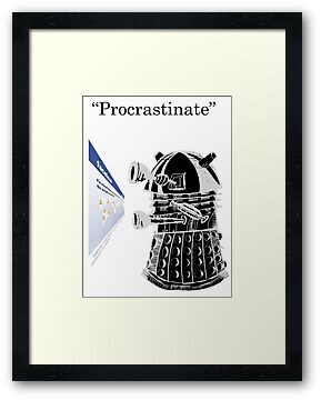 Facebook Procrastinator by PeopleInMyHead