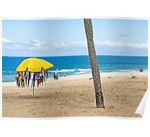 Praia de Ipanema Poster