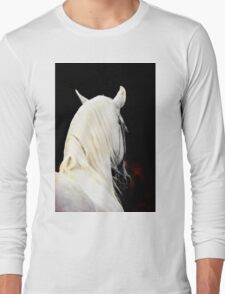 The White Horse Long Sleeve T-Shirt