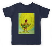 Toweling at the Moon Kids Tee