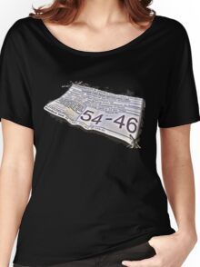 54-46 Was My Number Women's Relaxed Fit T-Shirt