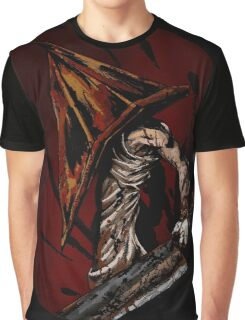 Pyramid Head Graphic T-Shirt
