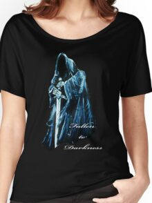 Fallen to Darkness Women's Relaxed Fit T-Shirt