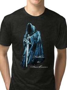 Fallen to Darkness Tri-blend T-Shirt