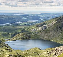 Dam,Lake,Estuary and Bay by Jamie  Green