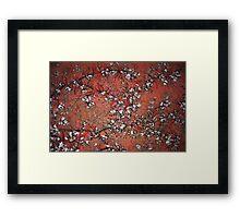 crabapple Framed Print