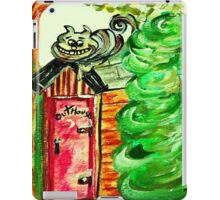 Outhouse Sentinel iPad Case/Skin