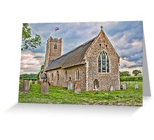 St Lawrence South Cove Greeting Card