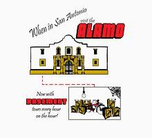 Alamo Basement Tours Unisex T-Shirt