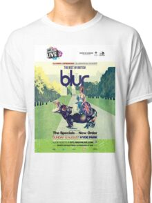 Best of British (Hyde Park)  Classic T-Shirt