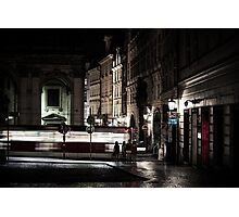 A Night in Prague Photographic Print