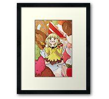 Rei Framed Print