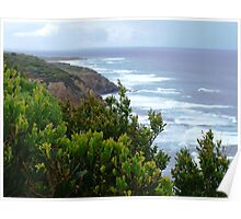 Cape Otway - A View Poster
