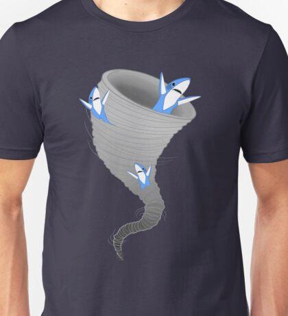 Left Sharknado Unisex T-Shirt