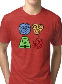 Avatar: The Last Airbender Tri-blend T-Shirt