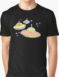 space cats Graphic T-Shirt