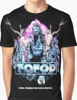 TOFOP/FOFOP - Cool Things Graphic T-Shirt
