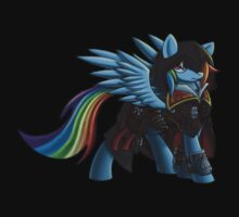 Rainbow Dash as Ezio Auditore T-Shirt