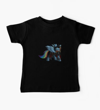 Rainbow Dash as Ezio Auditore Baby Tee