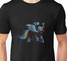 Rainbow Dash as Ezio Auditore Unisex T-Shirt