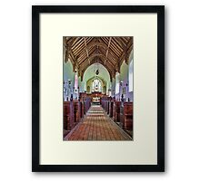 St Lawrence South Cove Framed Print