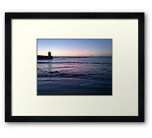 Nairn Sunset Framed Print