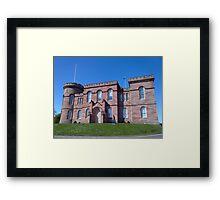 Inverness Castle Scotland Framed Print