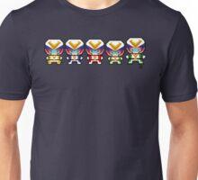 Mekkachibi Voltes Crew Unisex T-Shirt