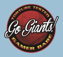 Giants Gamer Babe Kids Clothes