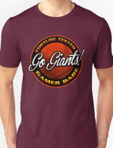 Giants Gamer Babe T-Shirt