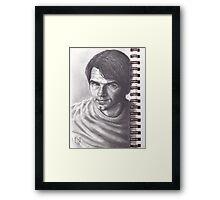 KEN MEYERS JR Framed Print