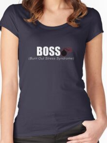 TS62120121137 Women's Fitted Scoop T-Shirt