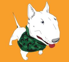 are you searching a military bull terrier? second version by 2piu2design