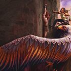 Fingon rescues Maedhros by rinthcog